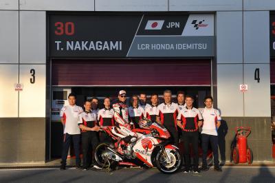 LCR Team confirms presence in MotoGP™ until 2026