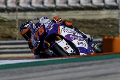 """Arenas, listo para """"llamar la atención de MotoGP™"""""""