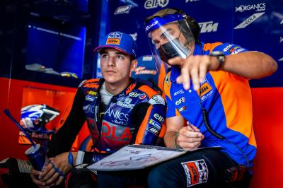 MotoGP™ riders and crew chiefs: who