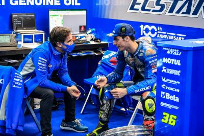 Mir has faith in team to step up in wake of Brivio exit