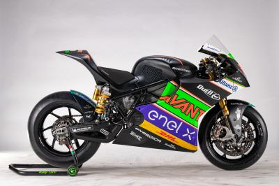 Avant Ajo MotoE and Hikari Okubo join forces for 2021