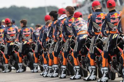 Red Bull MotoGP Rookies Cup confirm entry list and calendar
