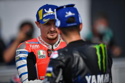 Viñales predicts Miller to be the surprise package of 2021
