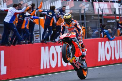 801 and counting: Honda's MotoGP™ journey continues