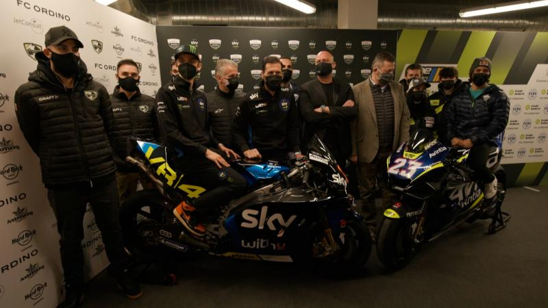 Making The Step Up It S Time To Shine For Luca Marini Motogp