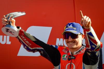 'Miller will be a Championship contender' - Ciabatti