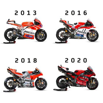 We get to see @ducaticorse's 2021 challenger tomorrow!