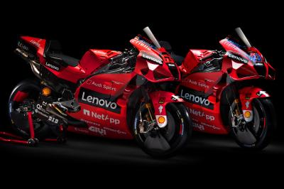 Ducati Lenovo Team's full 2021 launch and presentation