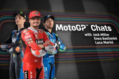 ¡MotoGP ™ Chats se estrena este jueves!