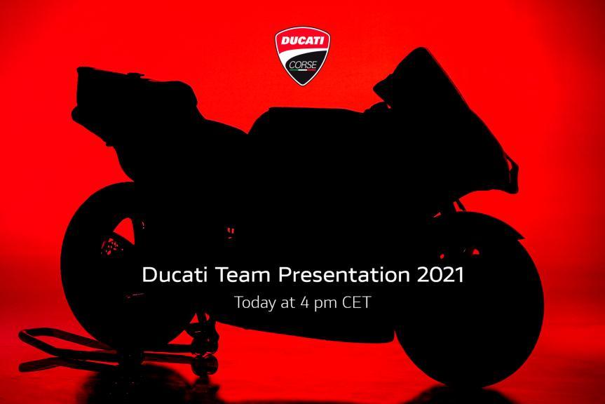 Ducati Launch 2021
