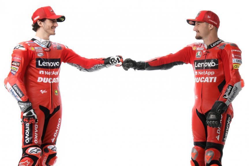 Ducati Team 2021 Launch