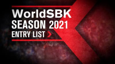 2021 WorldSBK entry lists confirmed! https://bit.ly/3rxnyNZ