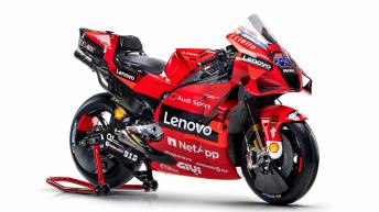 Ducati bike evolution 2003-2021