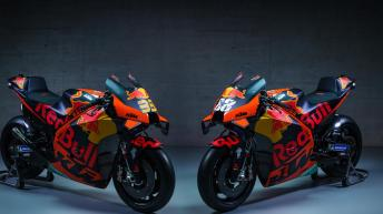 Photo gallery: Red Bull KTM Factory Racing's 2021 machines