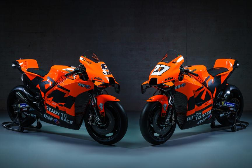 Tech3 KTM Factory Racing Launch 2021