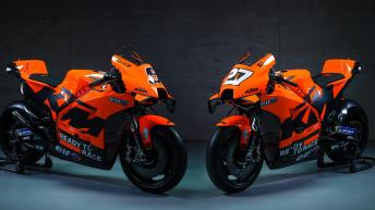 Photo gallery: Tech3 KTM Factory Racing's new 2021 livery