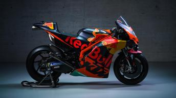 Photo gallery: Evolution of the KTM RC16 in MotoGP™