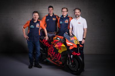 Red Bull KTM Factory Racing, seguendo la tradizione