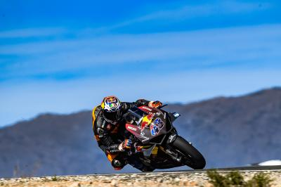 Miller heads to Almeria for some more track time