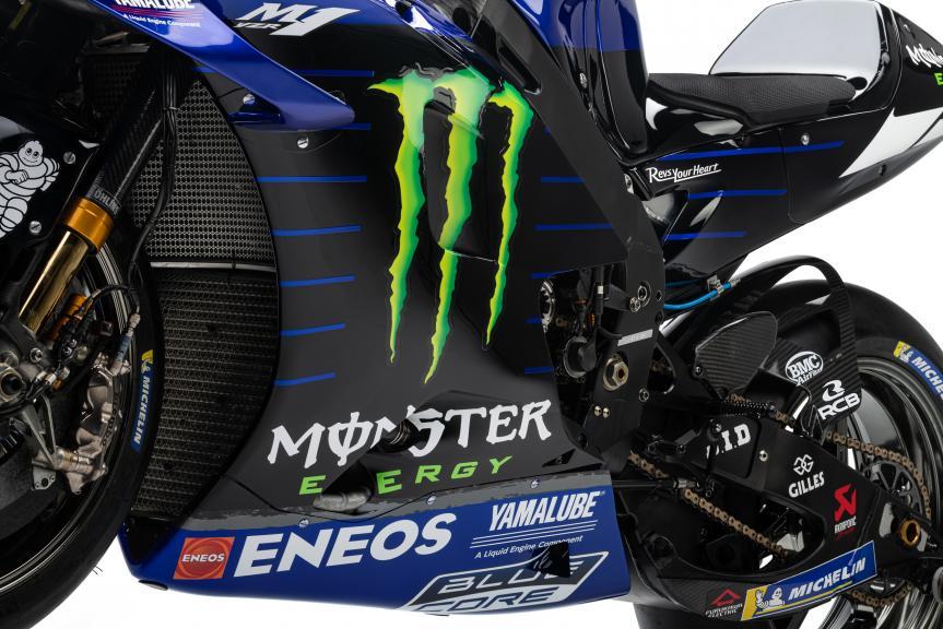 Monster Energy Yamaha MotoGP Launch 2021