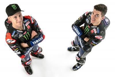 Presentación íntegra del Monster Energy Yamaha MotoGP 2021
