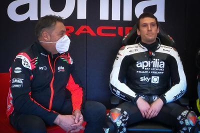 Aprilia, Honda and KTM head to Jerez for private testing