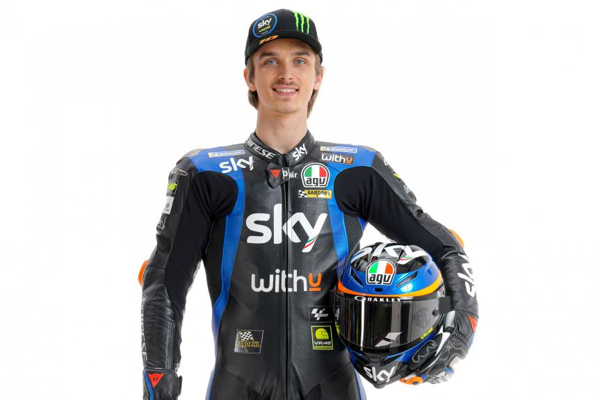 SKY Racing Team VR46 2021 Launch