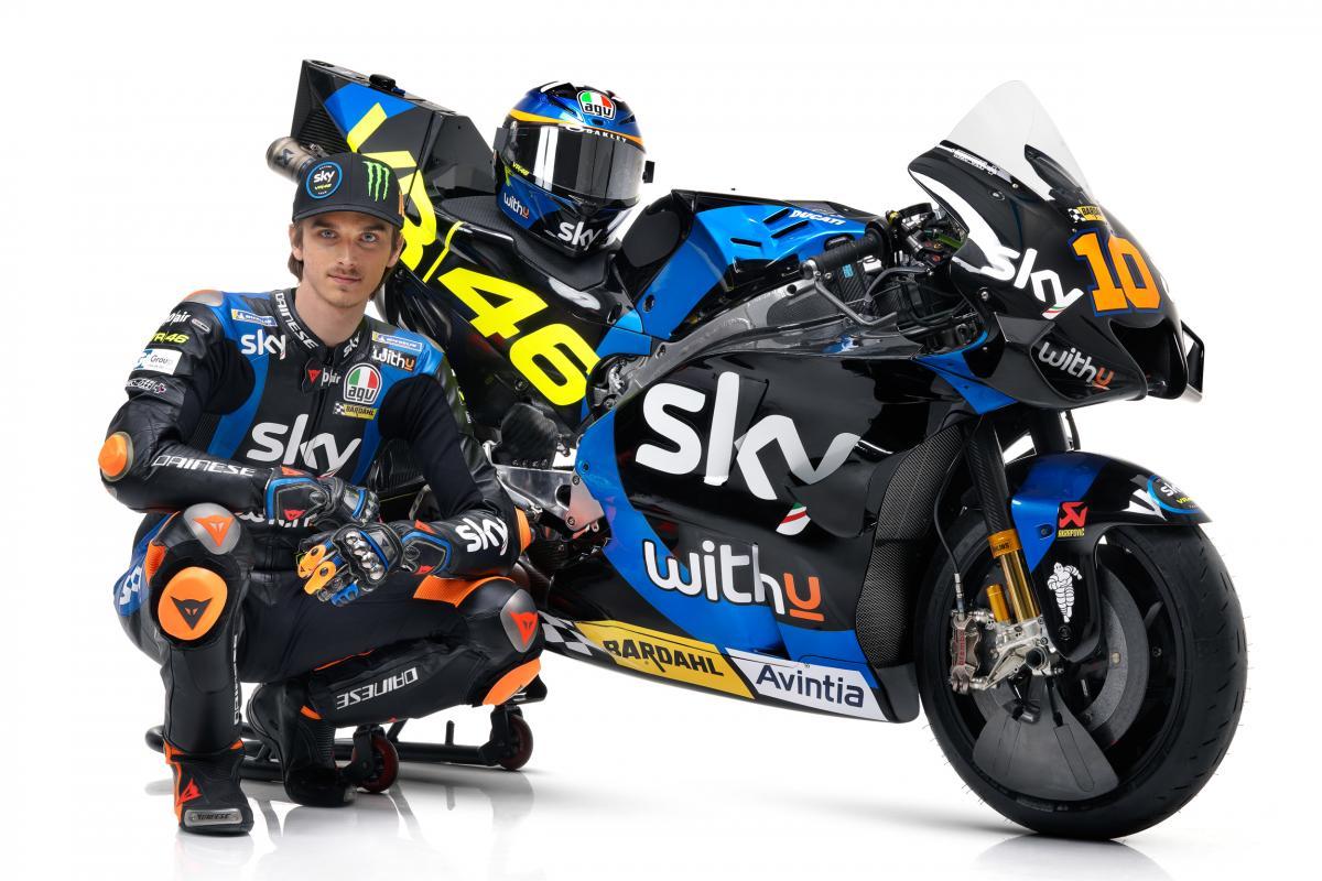 SKY Racing Team VR46 2021車隊發表會8770