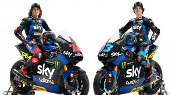 Photo gallery: SKY Racing Team VR46 2021 Launch