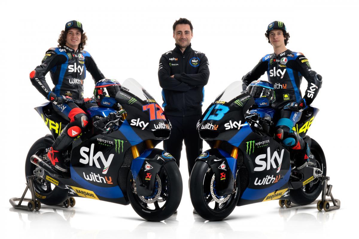 SKY Racing Team VR46 2021車隊發表會666