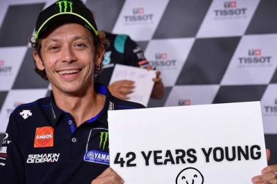Tanti auguri @valeyellow46 Join us in wishing a big Happy