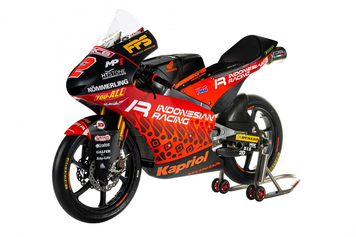 Gresini Racing的  Moto2、Moto3車隊發表會5414