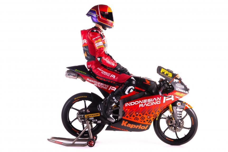 Indonesian Racing Team Gresini Moto3_Team Launch_2021