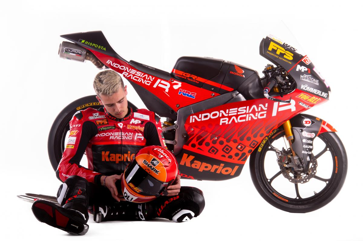 Gresini Racing的  Moto2、Moto3車隊發表會3894