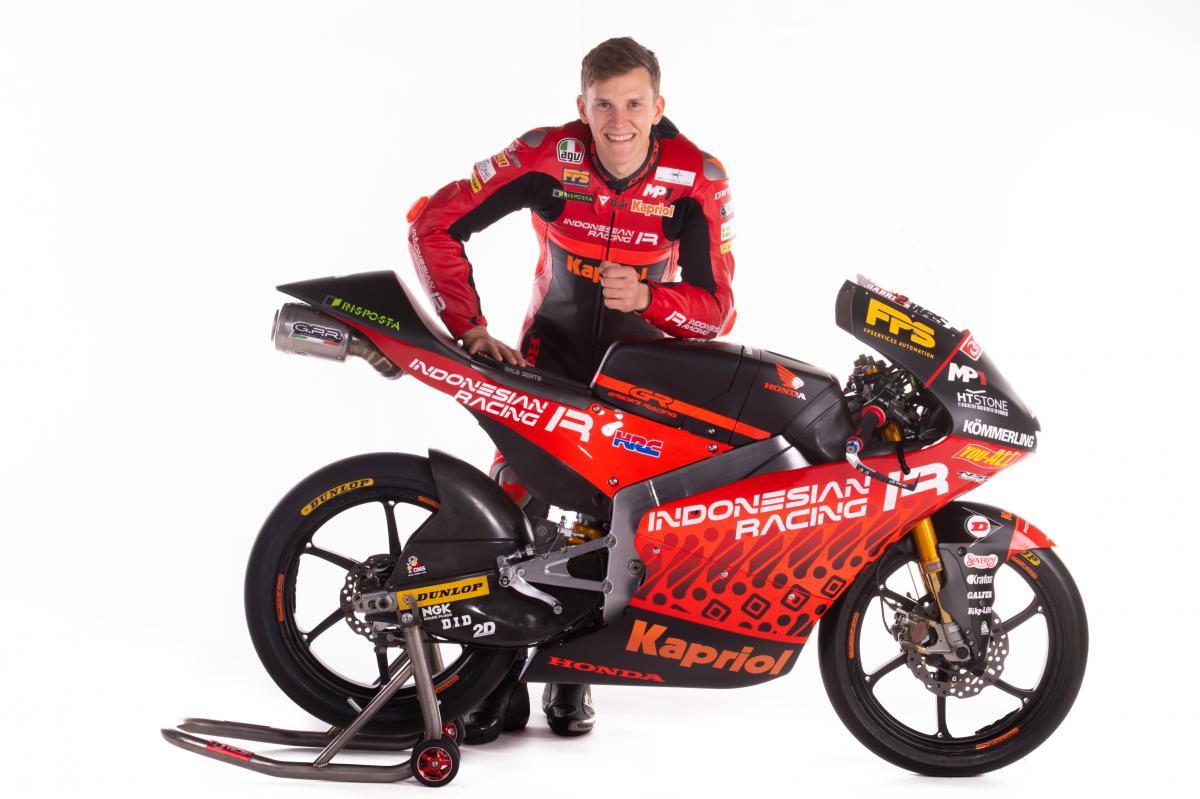Gresini Racing的  Moto2、Moto3車隊發表會9940