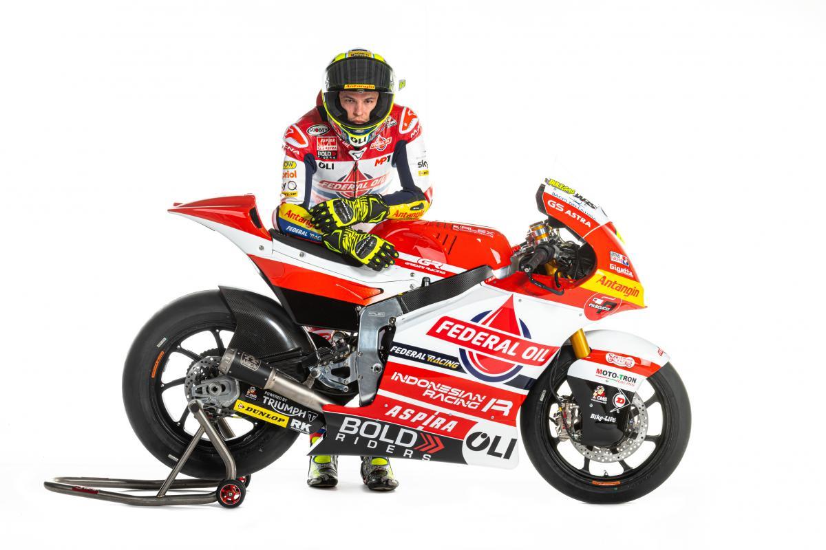 Gresini Racing的  Moto2、Moto3車隊發表會1154