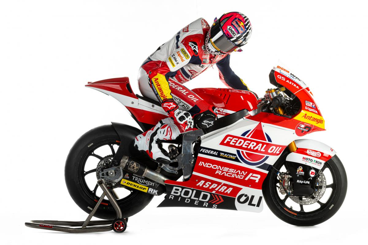 Gresini Racing的  Moto2、Moto3車隊發表會2456