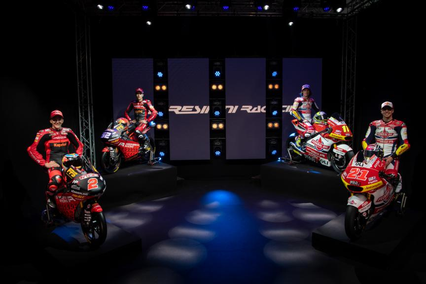 Gresini Racing_Team Launch_2021