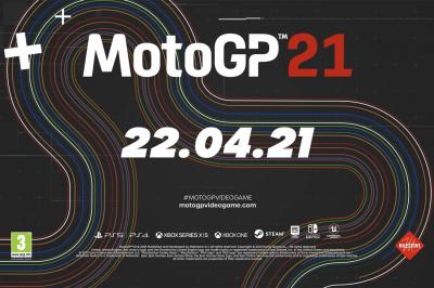 Tame the Beast: Get ready for MotoGP™ 21!