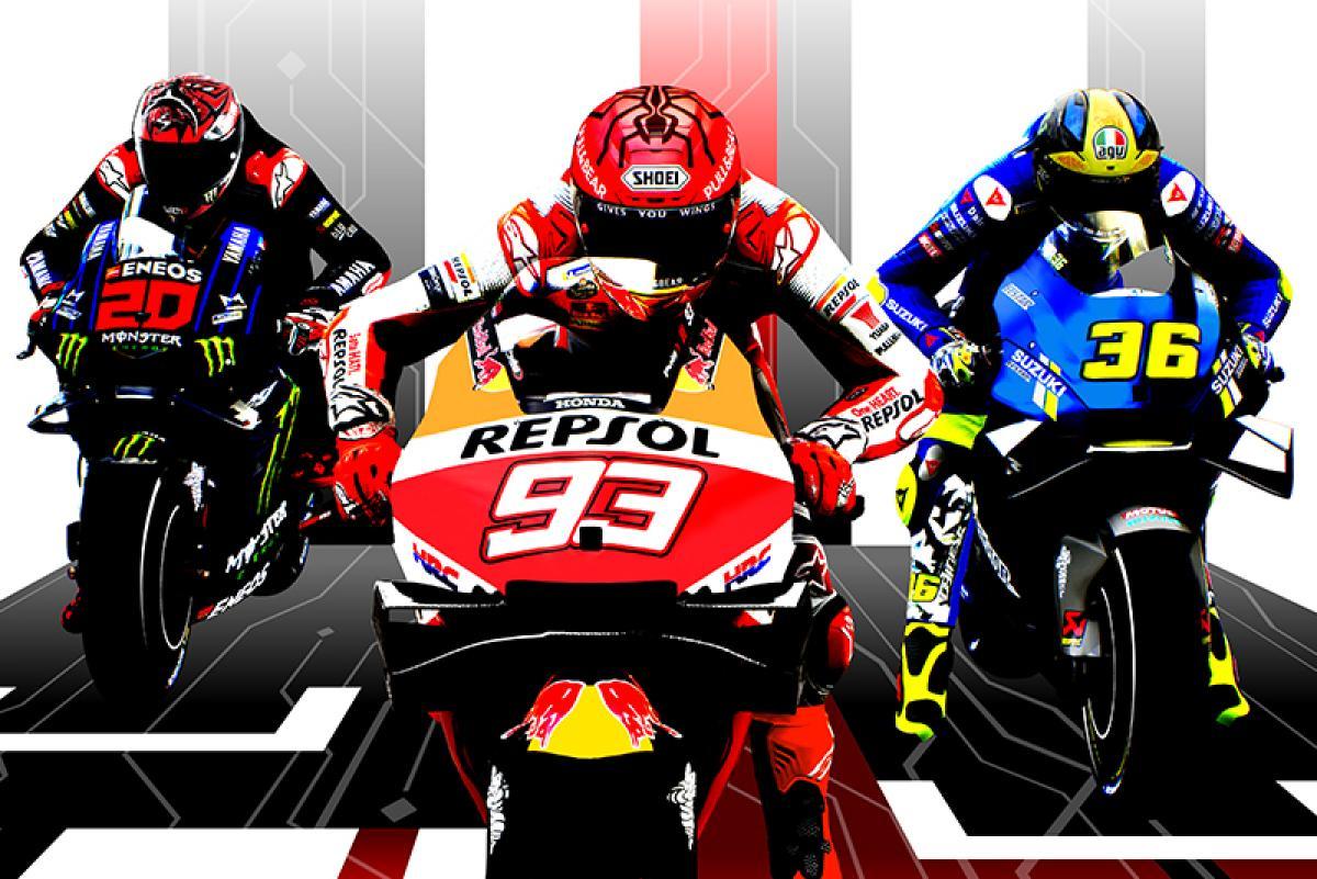 MotoGP™21: the official MotoGP™ videogame returns! | MotoGP™