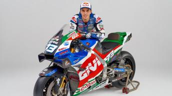 Photo gallery: Marquez' new look LCR Honda Castrol revealed
