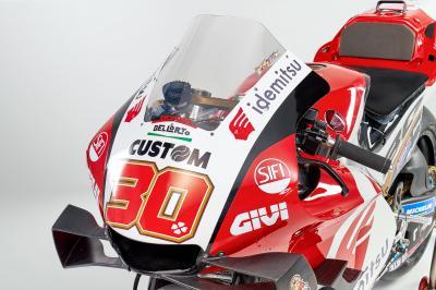 GALLERIA: Takaaki Nakagami e LCR Honda Idemitsu 2021