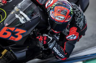 'I always dreamt of riding with the factory team' - Bagnaia