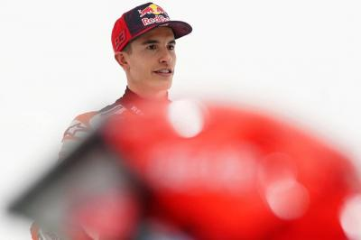Get ready: Marc Marquez returns to the stage today!