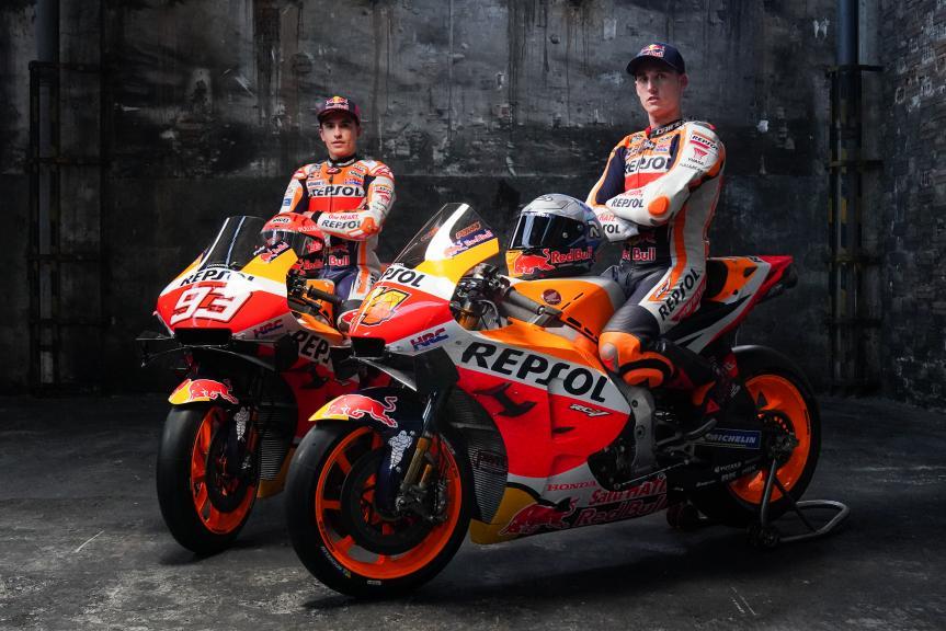 Repsol Honda Team Launch 2021
