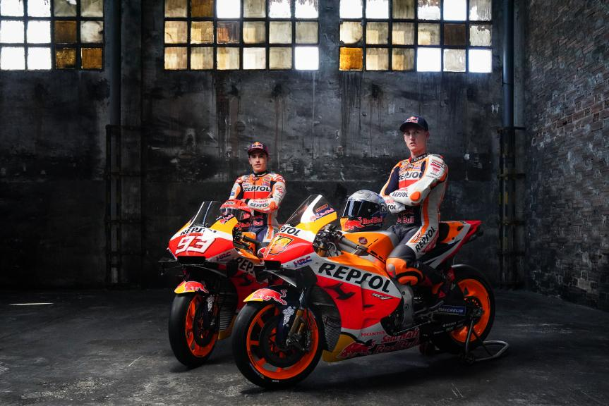 Repsol Honda Team Launch 2021