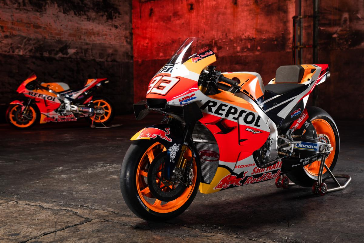 Photo gallery: 2021 Repsol Honda Team Launch | MotoGP™