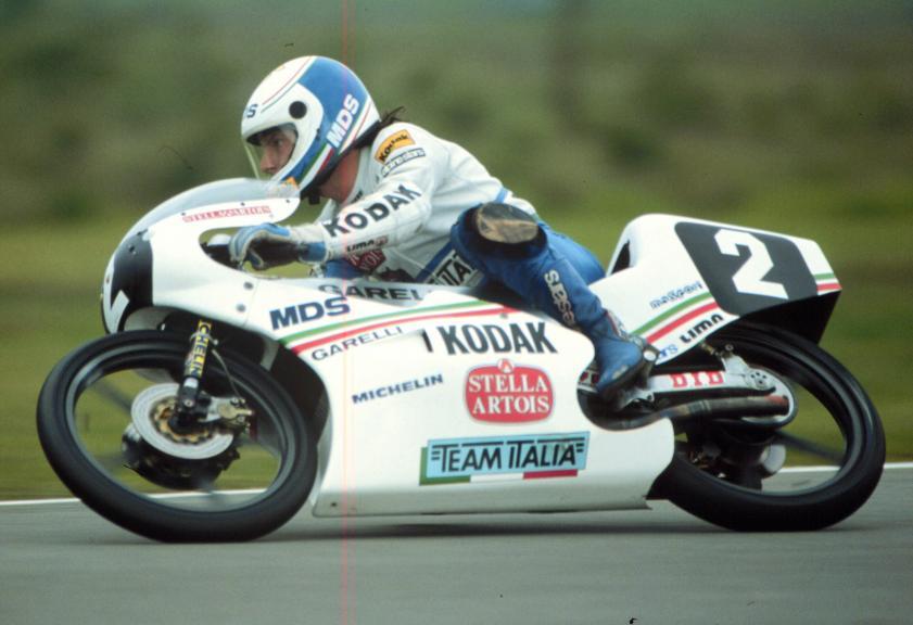 Fausto Gresini, 1987