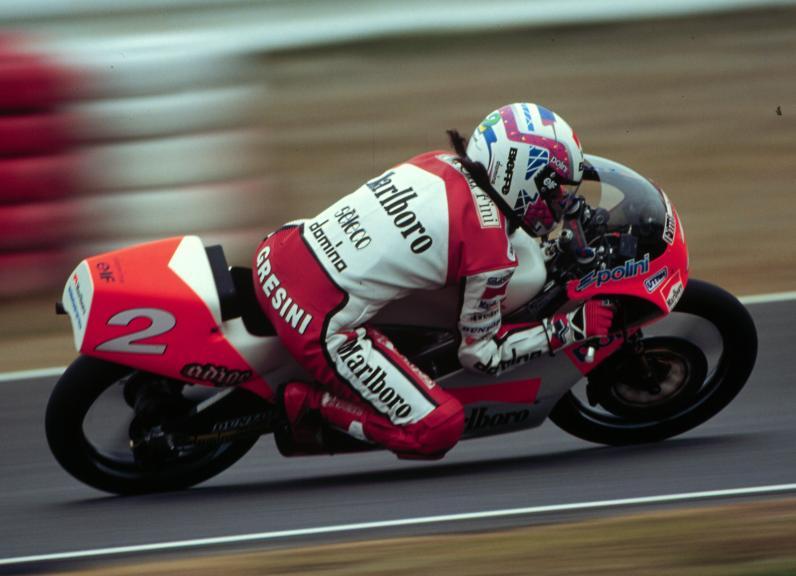 Fausto Gresini, 1992