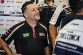 Fausto Gresini, Aprilia Racing Team Gresini, 2018